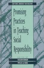 Promising Practices in Teaching Social Responsibility PDF