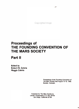 Proceedings of the Founding Convention of the Mars Society PDF