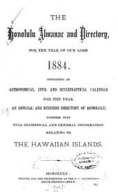 Honolulu Almanac and Directory