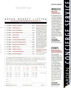 Garden Design PDF