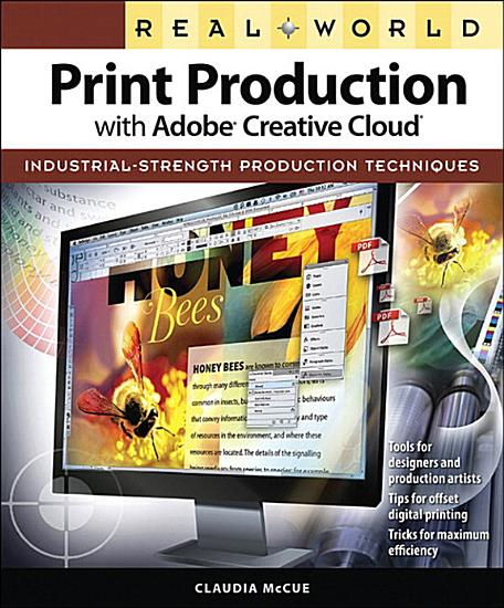 Real World Print Production with Adobe Creative Cloud PDF