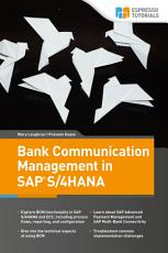 Bank Communication Management in SAP S 4HANA PDF