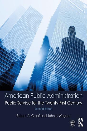 American Public Administration PDF