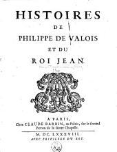 Histoires de Philippe de Valois et du roi Jean