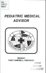 Pediatric Medical Advisor