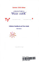 Ty Beanie Babies Spring 2000 Collector s Value Guide PDF