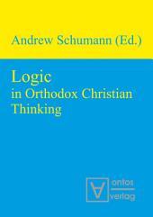 Logic in Orthodox Christian Thinking