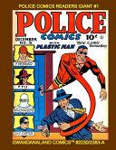 Police Comics Readers Giant #1