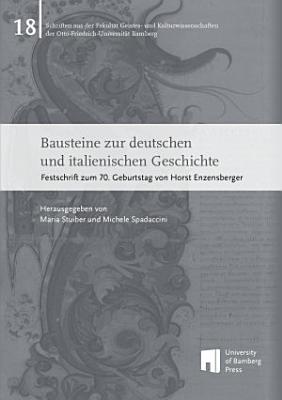 Bausteine zur deutschen und italienischen Geschichte PDF
