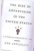 The Rise of Advertising in the United States PDF