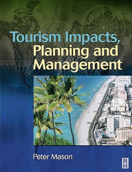 Tourism Impacts  Planning and Management PDF