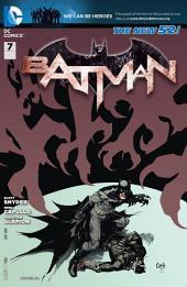 Batman (2011- ) #7
