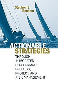 Actionable Strategies Through Integrated Performance  Process  Project  and Risk Management PDF
