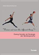 Women and men like different things   PDF