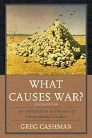 What Causes War  PDF