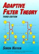 Adaptive Filter Theory PDF
