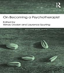 On Becoming A Psychotherapist Book PDF
