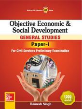 Objective Economic & Social Development: General Studies Paper I