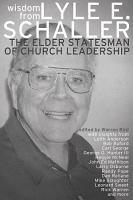Wisdom from Lyle E  Schaller PDF