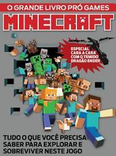 Minecraft - O Grande Livro Pró Games Ed.01