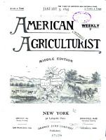 The American Agriculturist PDF