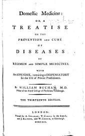 Domestic Medicine ... The thirteenth edition
