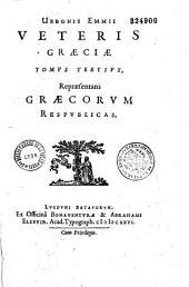 Vetus Graecia illustrata