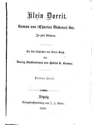 Klein Dorrit PDF