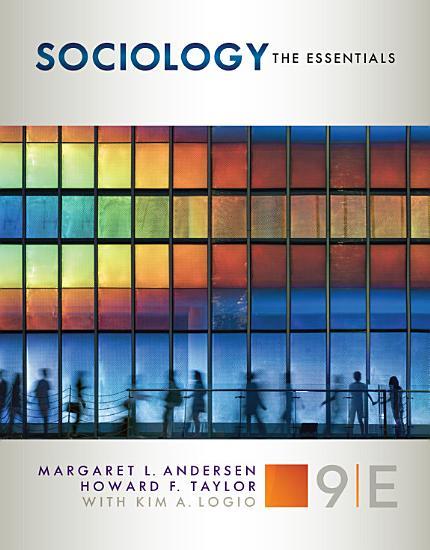 Sociology  The Essentials PDF