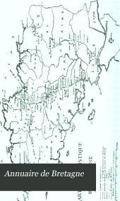 Annuaire de Bretagne: historique, litteraire et scientifique, 1897