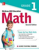 McGraw Hill Education Math Grade 1  Second Edition