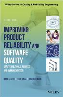 Improving Product Reliability and Software Quality PDF
