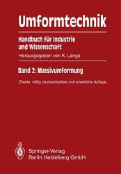 Umformtechnik Handbuch f  r Industrie und Wissenschaft PDF