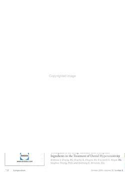 Compendium of Continuing Education in Dentistry PDF