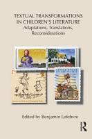 Textual Transformations in Children s Literature PDF
