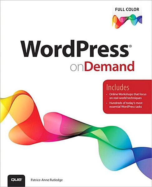 Download WordPress on Demand Book