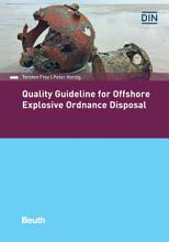 Quality Guideline for Offshore Explosive Ordnance Disposal PDF