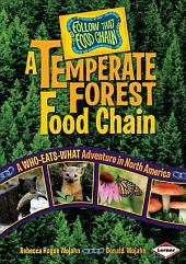 A Temperate Forest Food Chain: A Who-Eats-What Adventure in North America