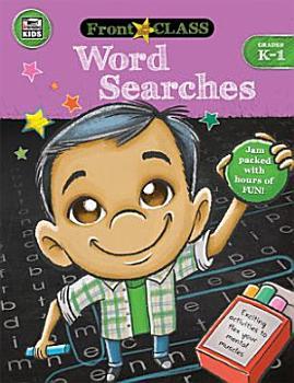 Word Searches  Grades K   1 PDF