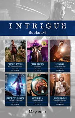 Intrigue Box Set May 2021 Her Child to Protect The Decoy Killer Conspiracy Cold Case Flashbacks Summer Stalker Innocent Hostage