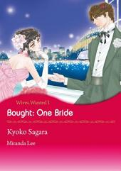 Bought: One Bride: Mills & Boon Comics