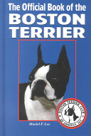 The Official Book of the Boston Terrier PDF