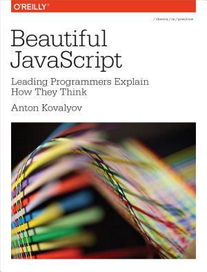 Beautiful JavaScript PDF