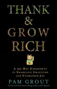 Thank & Grow Rich Book