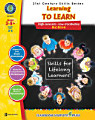 21st Century Skills   Learning to Learn Big Book Gr  3 8
