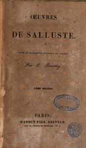 Oeuvres de Salluste, 2