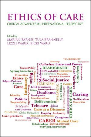 Ethics of care PDF
