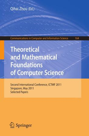 Theoretical and Mathematical Foundations of Computer Science PDF