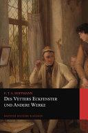 Des Vetters Eckfenster und Andere Werke  Graphyco Deutsche Klassiker  PDF