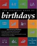 The Portable Book of Birthdays PDF